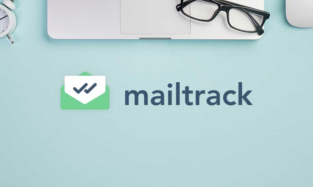 Mailtrack con Gmail