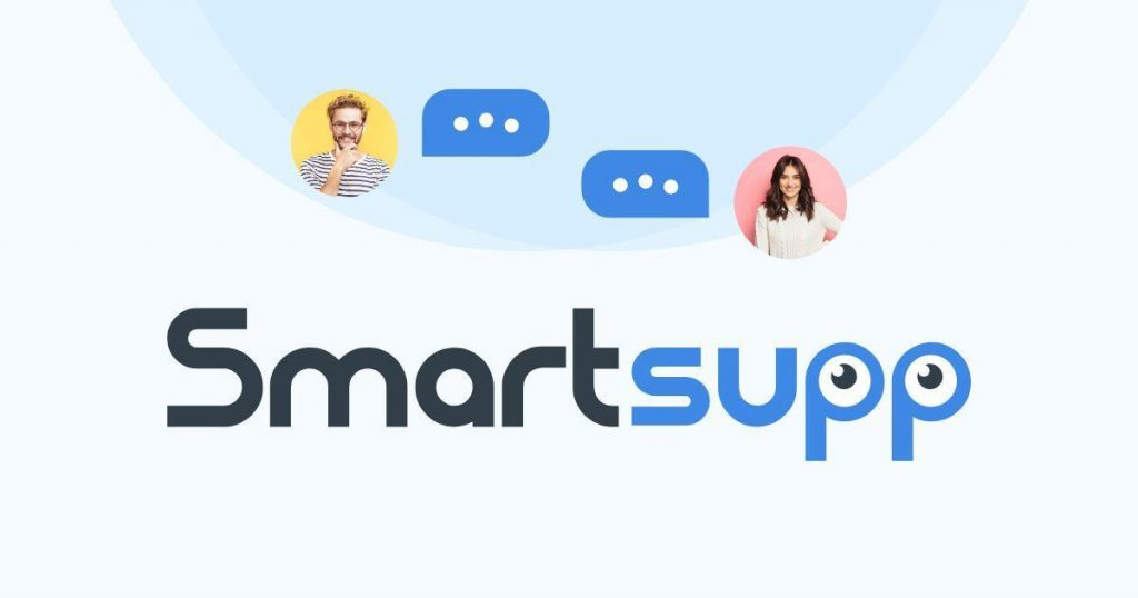 Smartsupp chat web
